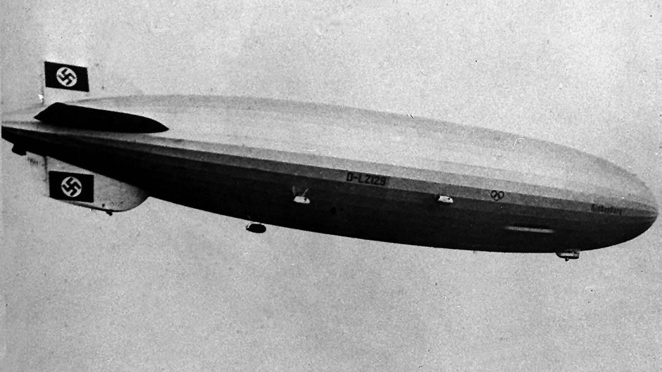 The Hindenburg disaster sounded the death knell for the airship