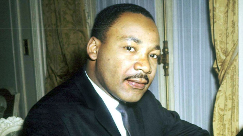 Martin Luther King's funeral took place in 1968.