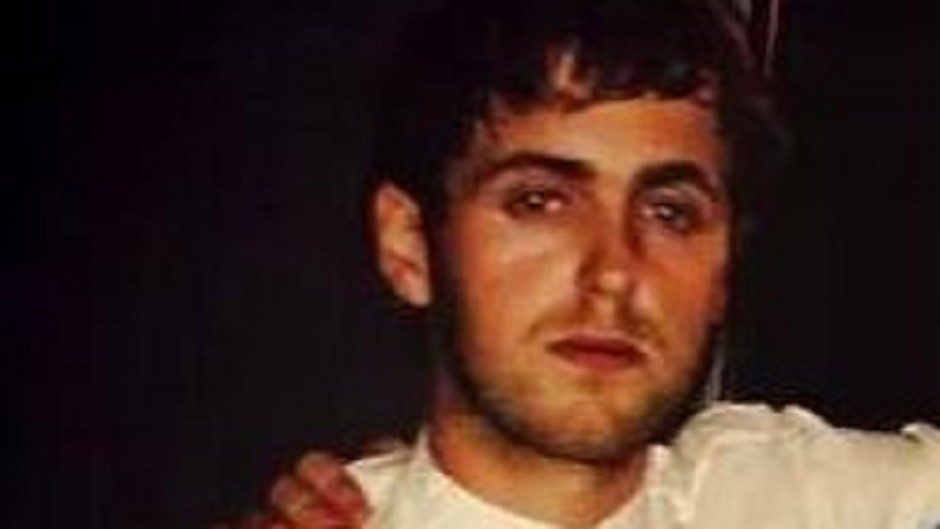 Shaun Ritchie was last seen on October 31 2014 in Strichen, Aberdeenshire