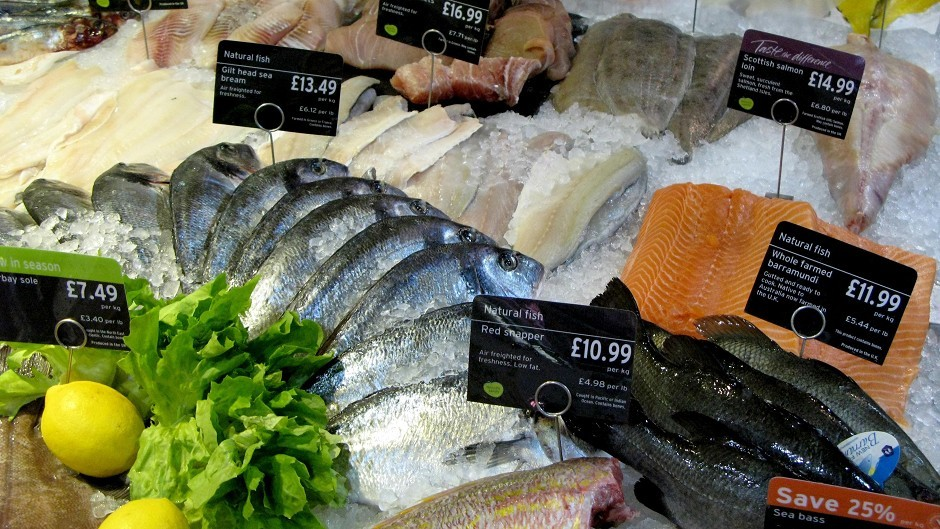 The study findings suggested about 30% of the seafood sold globally is not what it is meant to be
