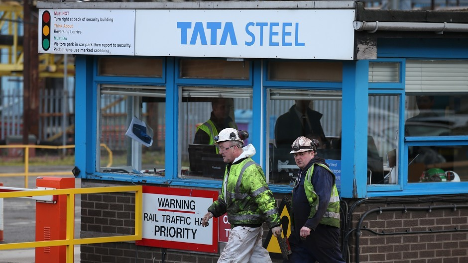 Tata Steel announced earlier this week it will cut 900 jobs from its plant in Scunthorpe, and 270 in Scotland