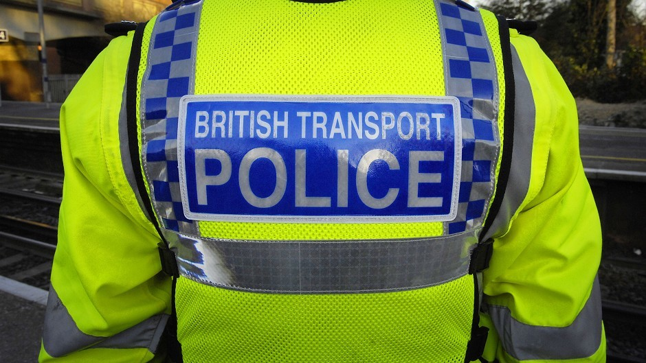 British Transport Police are asking the public for information