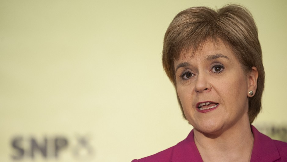 Nicola Sturgeon has announced a new cash boost to help Gaelic speaking children