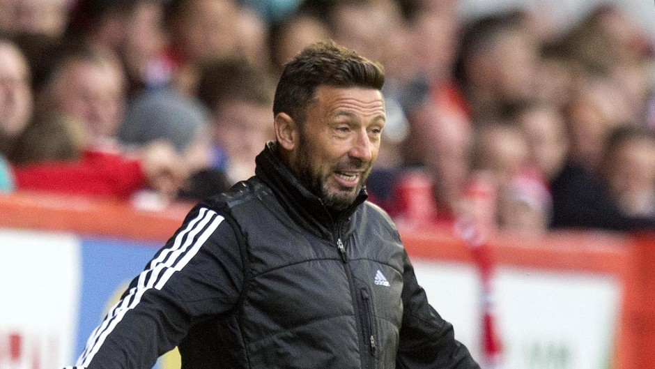 Derek McInnes aims to get back to winning ways at Parkhead