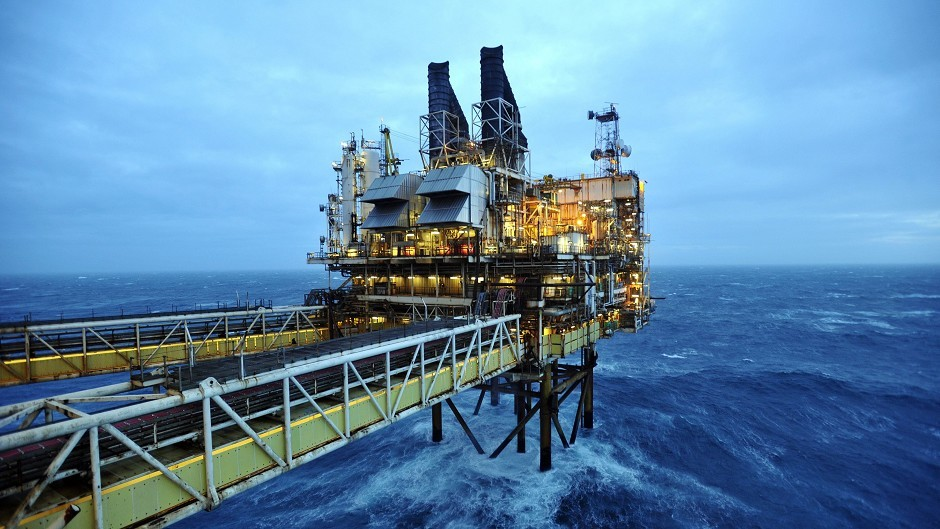 """BP Chairman Carl-Henric Svanberg today praised his team's """"seriously impressive"""" performance amid the oil downturn."""