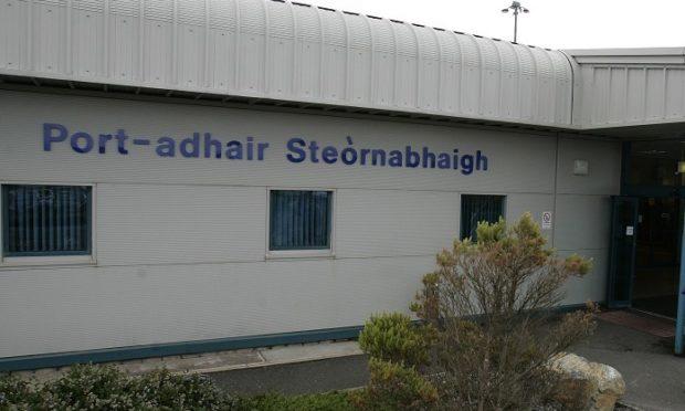 Stornoway Airport on Lewis