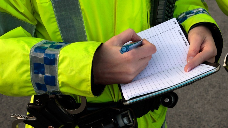 Police are warning about thieves stealing from cars in Inverness