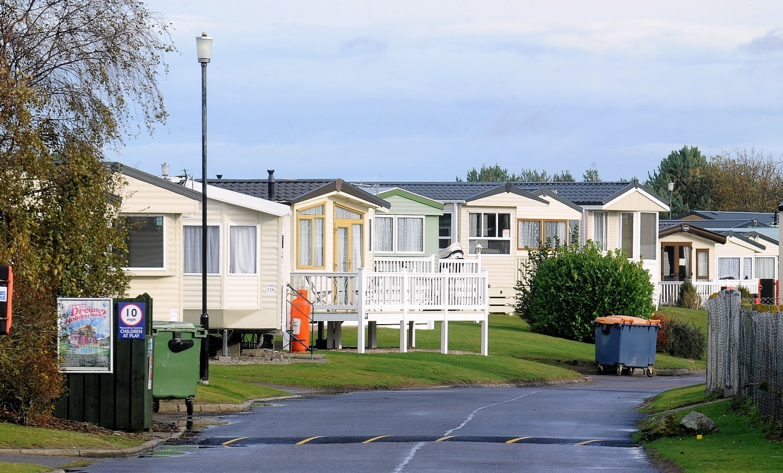 Parkdean holiday resort