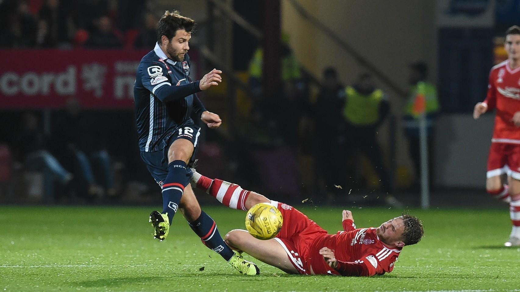 Ross County 2-0 Aberdeen
