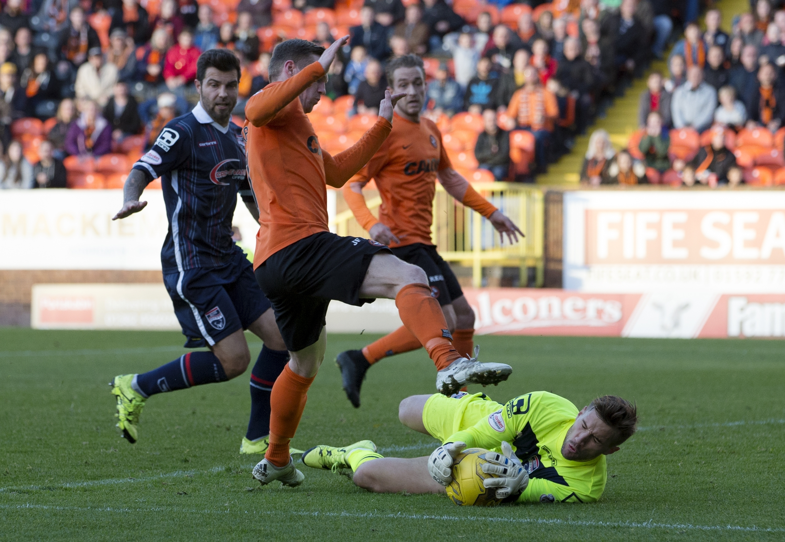 Police have issued a warning ahead of this weekend's Ross County v Dundee United game