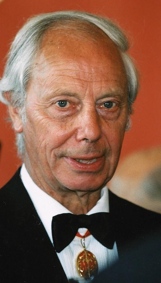 Sir Donald Miller