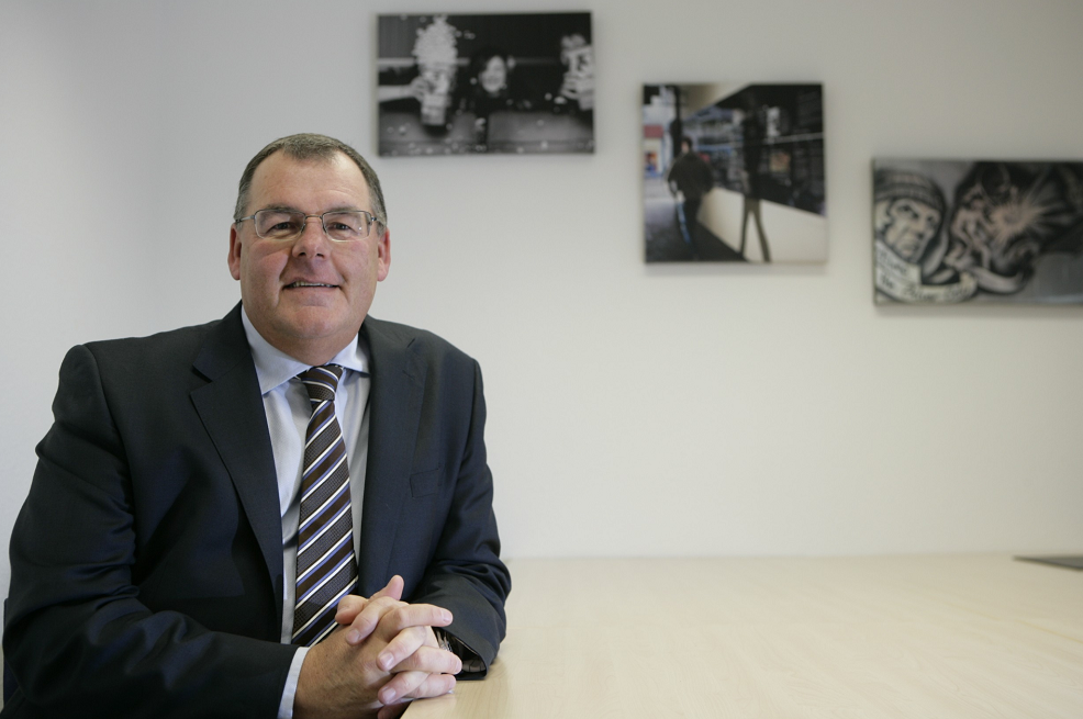 Gary Craig, chief executive of Aberdeen Inspired