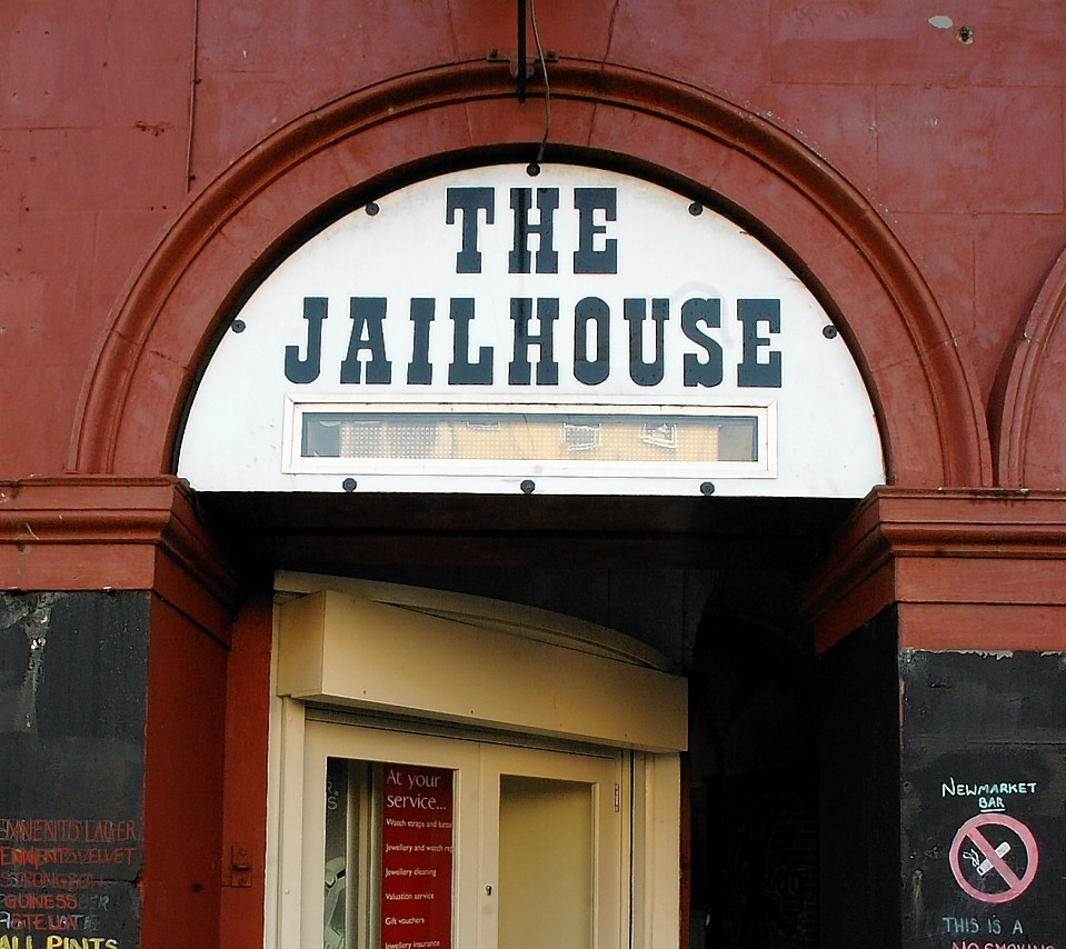 Former Elgin nightclub 'The Jailhouse'