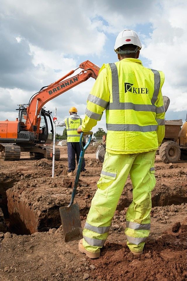 Kier Construction appointed by NHS Grampian as a construction partner