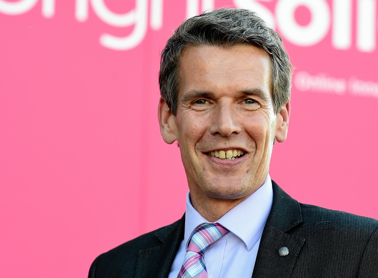 Richard Higgs, brightsolid CEO