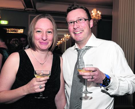Jenny Walbank and Chris Walbank