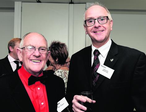 Tom Gibson and Steve Gibb