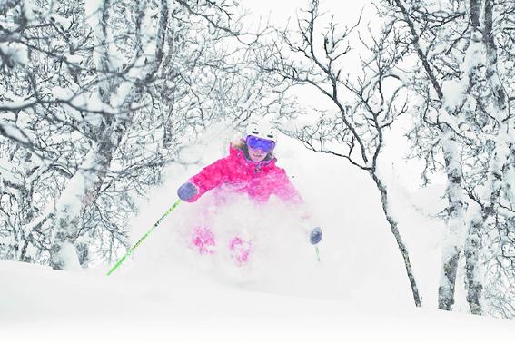 Amanda Hamilton heads to Norway's trendiest resort for some uber Nordic-cool snow sure ski-ing