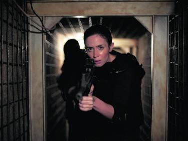 Emily Blunt is impressive as heroine Kate Macer in Sicario.