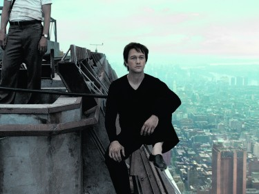 Don't look down: Joseph Gordon-Levitt in The Walk