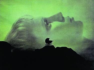 Mia Farrow stars in Rosemary's Baby