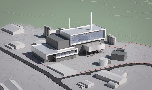 How the £150million facility could look