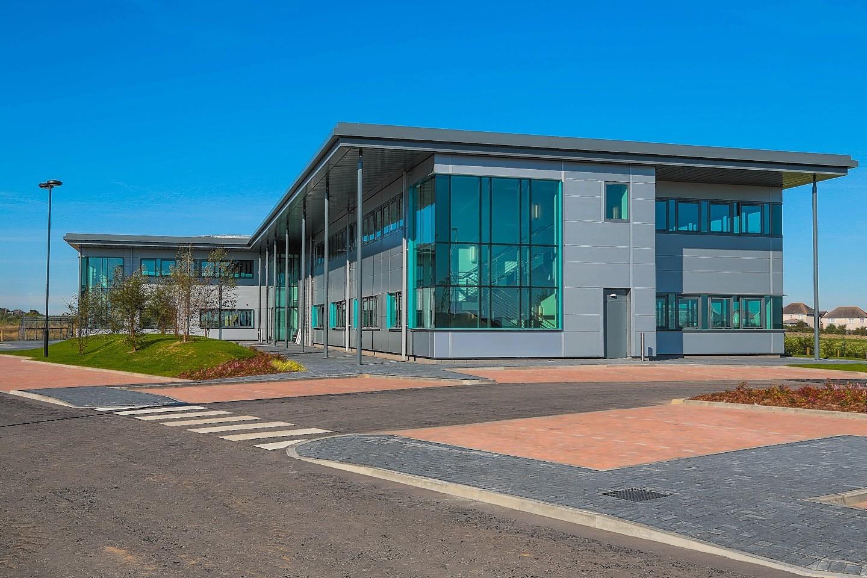 Office space at Aberdeen Gateway