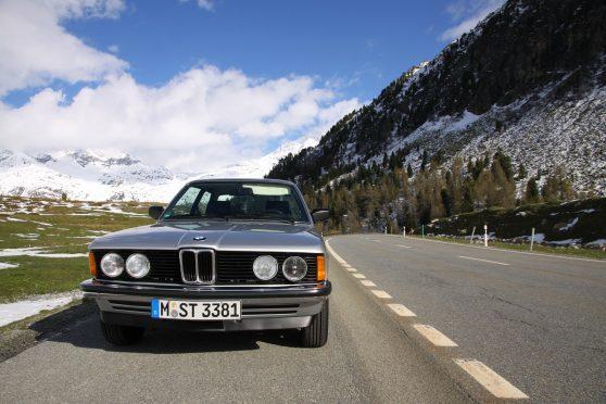 1978 BMW 3 Series (E21)