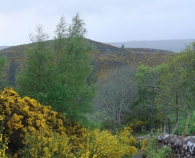 The Corrieyairack Pass