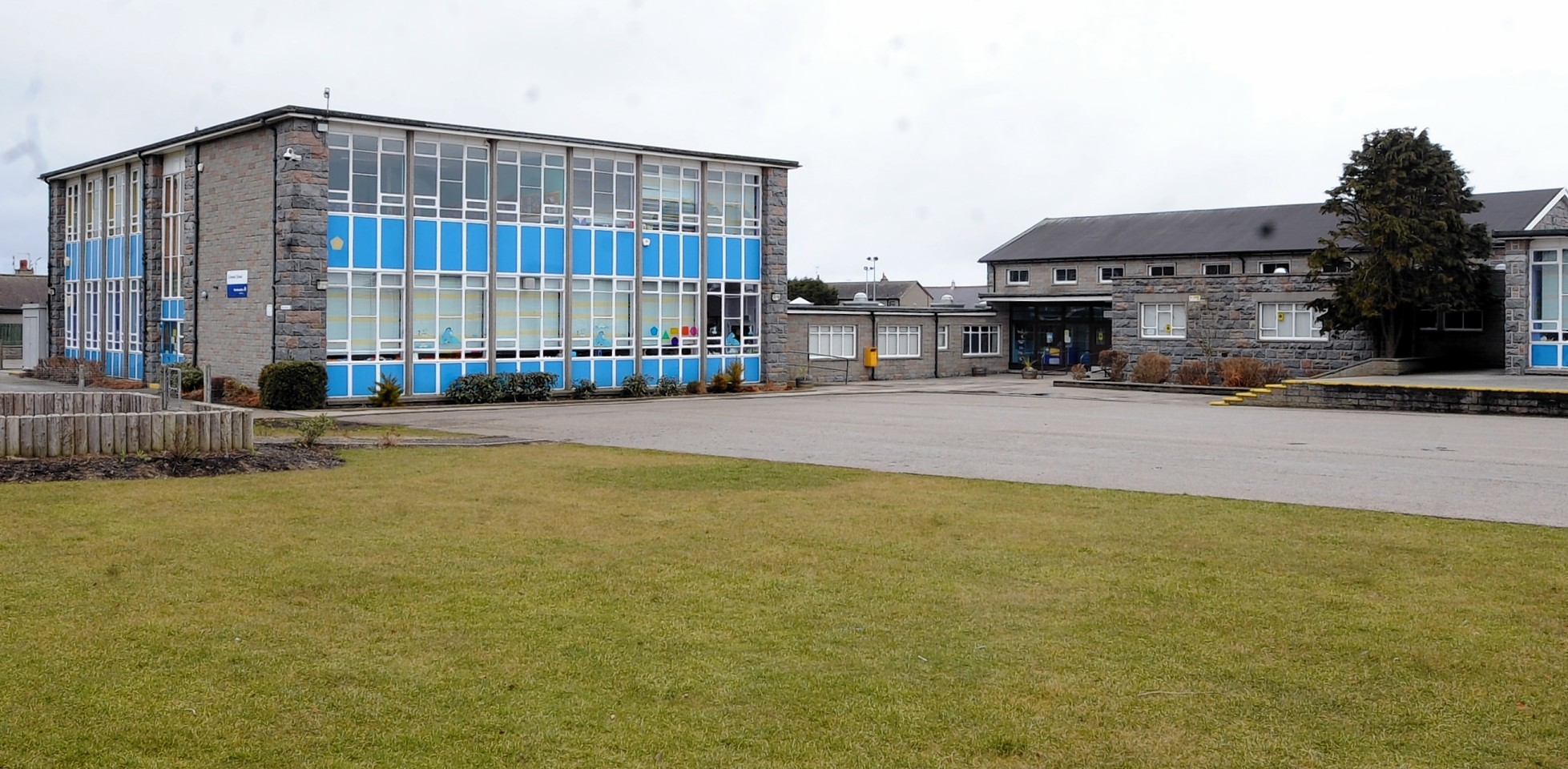 Crimond School, Crimond, Aberdeenshire.