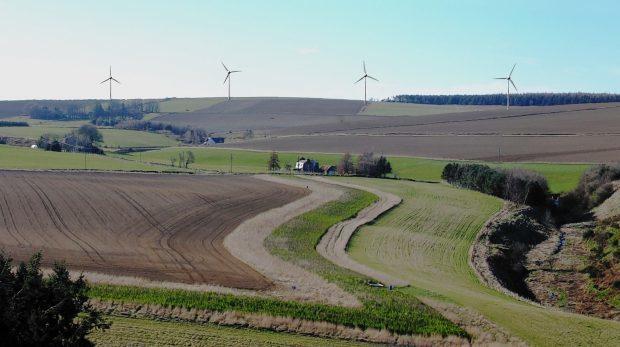 Fyvie Community Wind Turbines