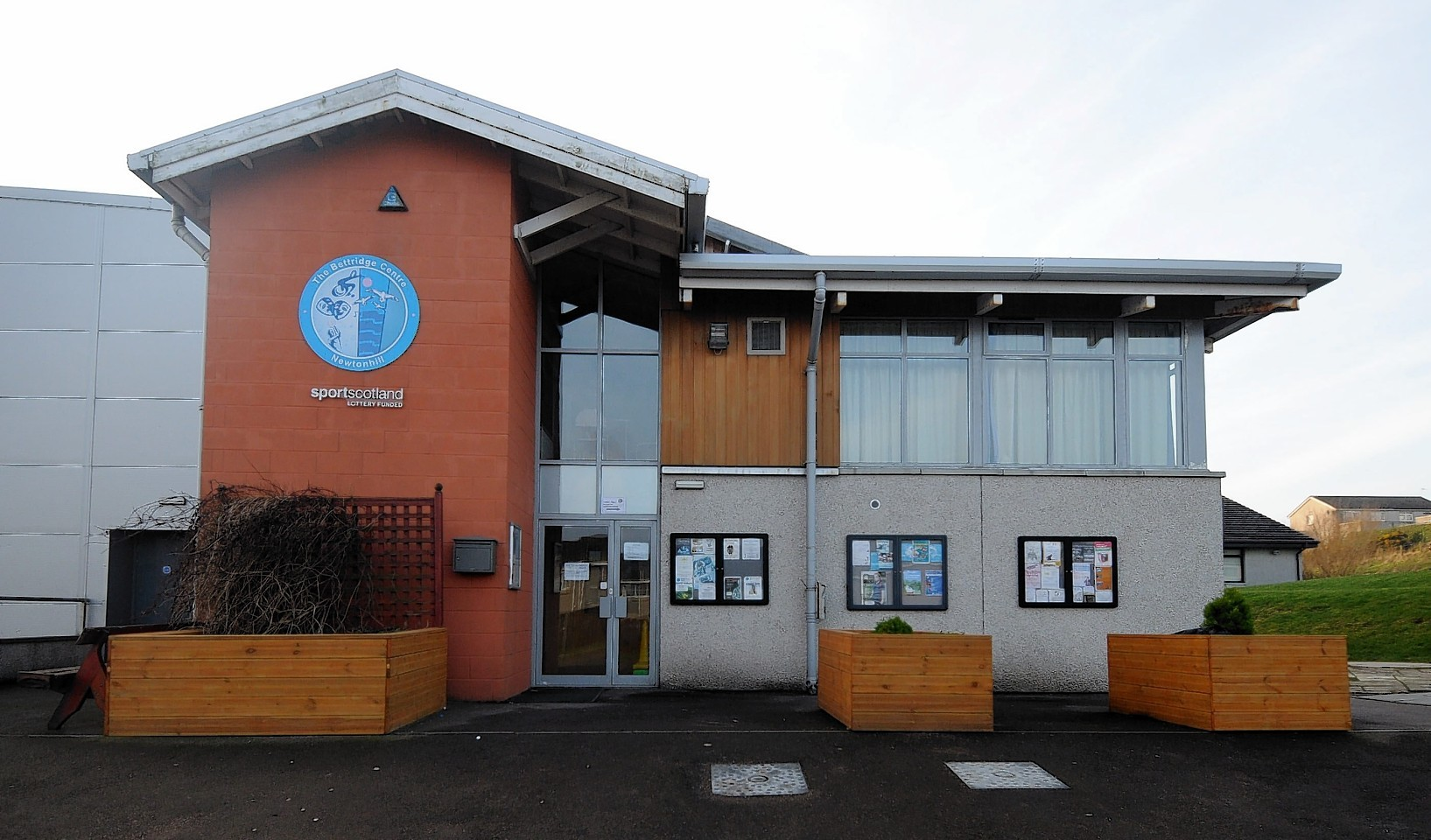 The Bettridge Centre in Newtonhill,