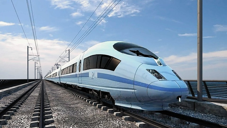 The HS2 project has been delayed by a week
