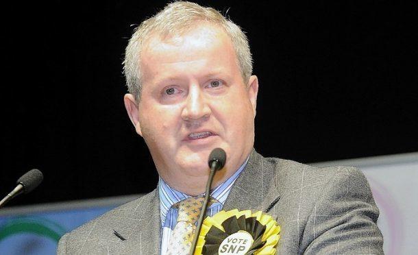 Ian Blackford MP