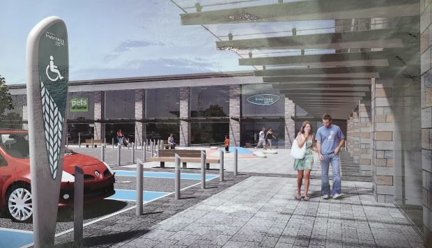Inverness retail park plans