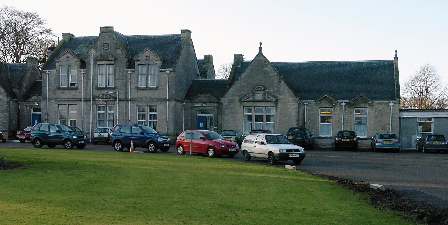 Nairn Town and County Hospital
