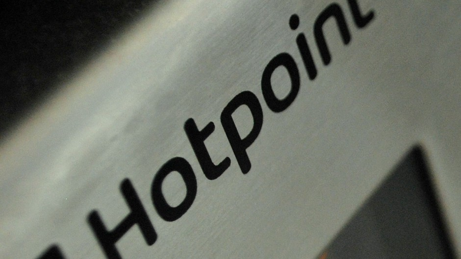 Hotpoint, Indesit, Creda, Swan and Proline tumble dryers may be affected