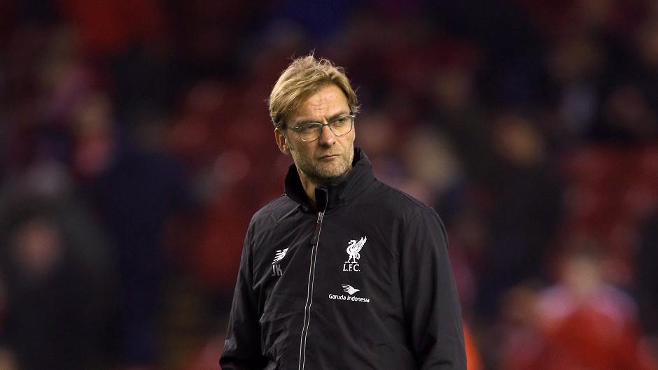 Jurgen Klopp replaced Brendan Rodgers as Liverpool manager