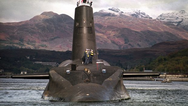 Anger over SNP councillor's shares in Trident submarine makers | Press and Journal