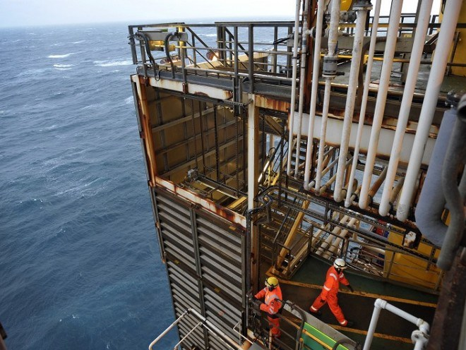 Production on Brent Delta will be shut down into next week