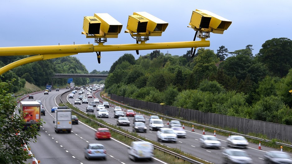 Speed cameras could be a vital source of revenue for a cash-strapped force, a police and crime commissioner said