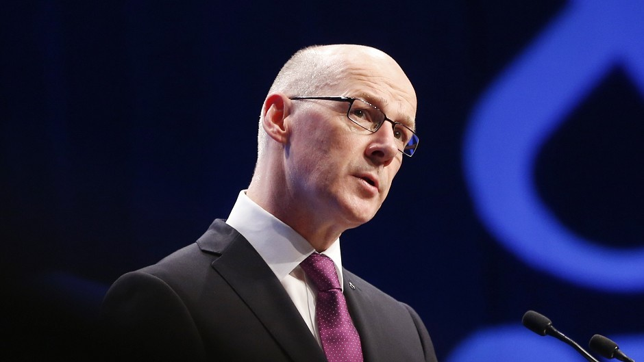 "Deputy First Minister John Swinney has faced criticism for the ""ill thought out"" policy"