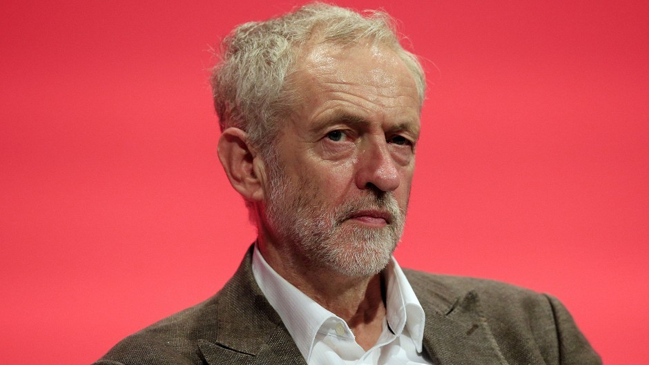 Jeremy Corbyn sent a survey to Labour Party members asking for their views on air strikes against IS in Syria