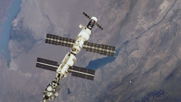The International Space Station will be visible from Aberdeen twice tonight