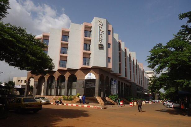 The Radisson hotel in Mali has been targeted