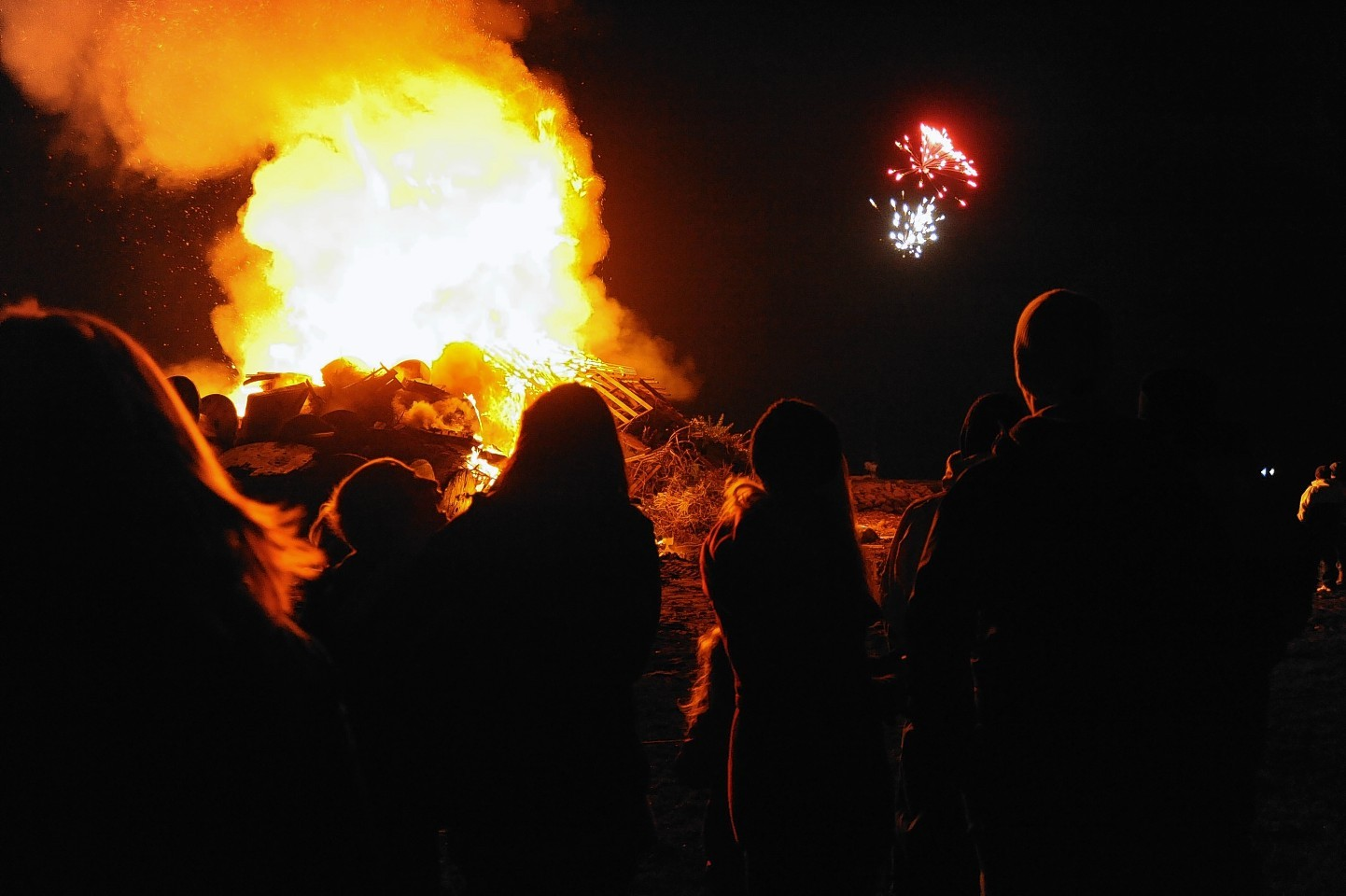 Police praise good behaviour on Bonfire Night