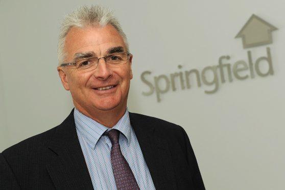 Sandy Adam, chairman of Springfield Properties