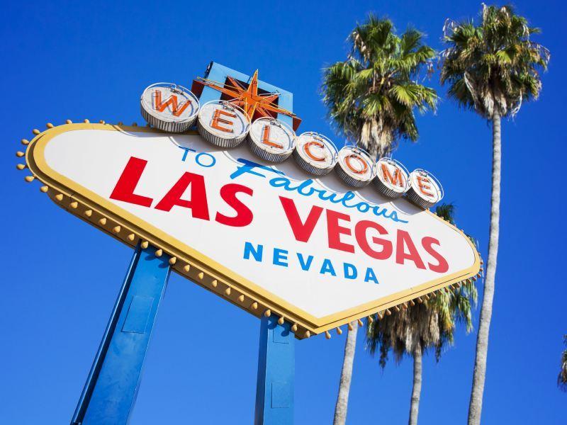 Thanksgiving - USA - Las Vegas Sign