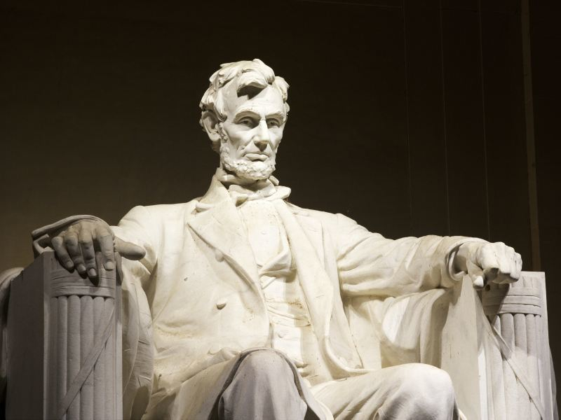 Lincoln Monument, Washington
