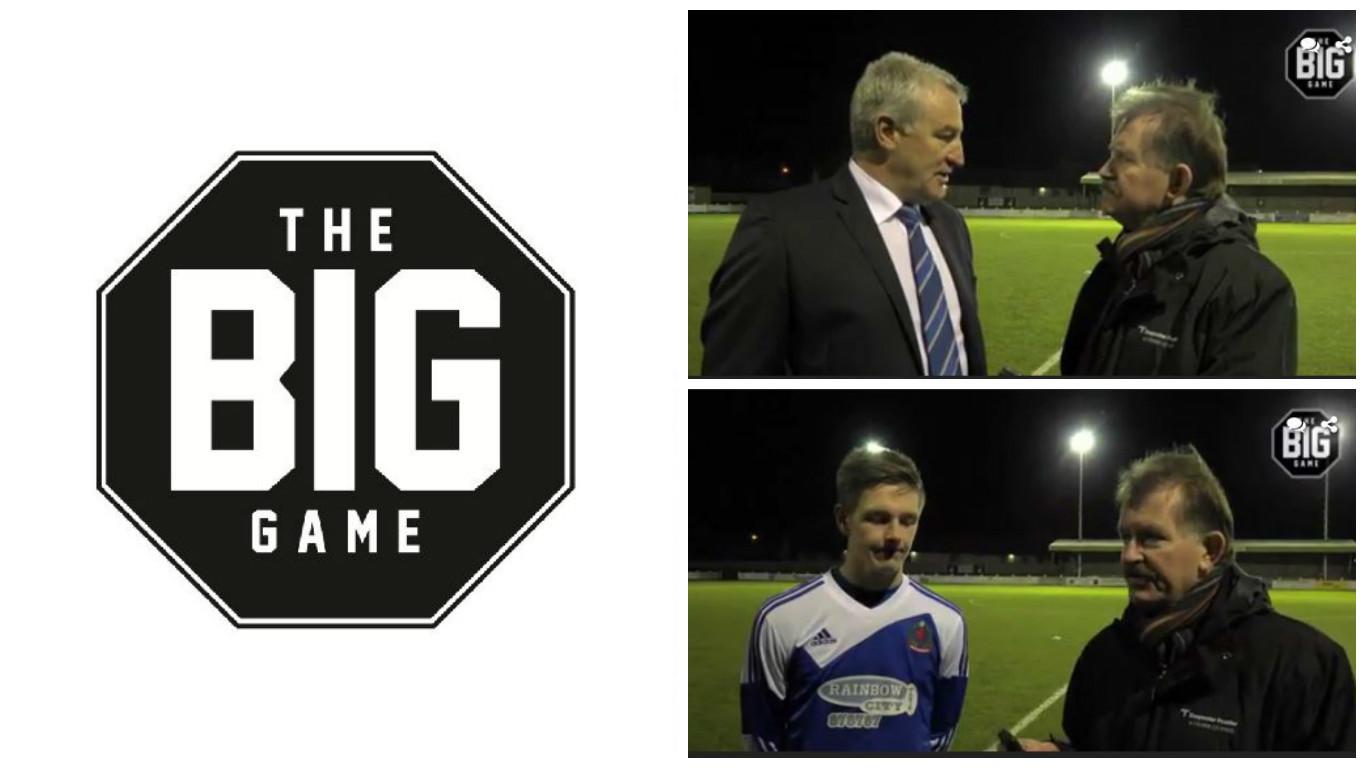 John Sheran and Blair Yule speak to our man Dave Edwards